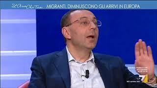 D'Attorre (Leu) con Esposito (PD): 'Quando sinistra fa rima con leghista, chi semplifica vince'