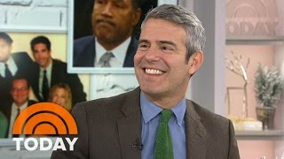 Andy Cohen Time-travels On Bravo's New 'Then & Now' | TODAY
