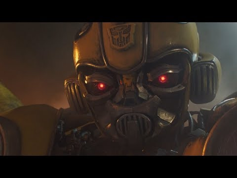 Bumblebee / Angry Fight Scene (Eyes Turn Red)