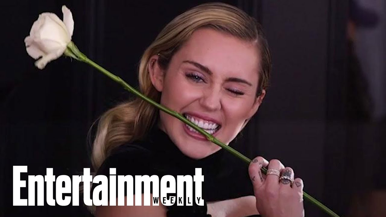 The Evolution Of Miley Cyrus: From Disney Star To Ultimate Pop Star | Entertainment Weekly - YouTube