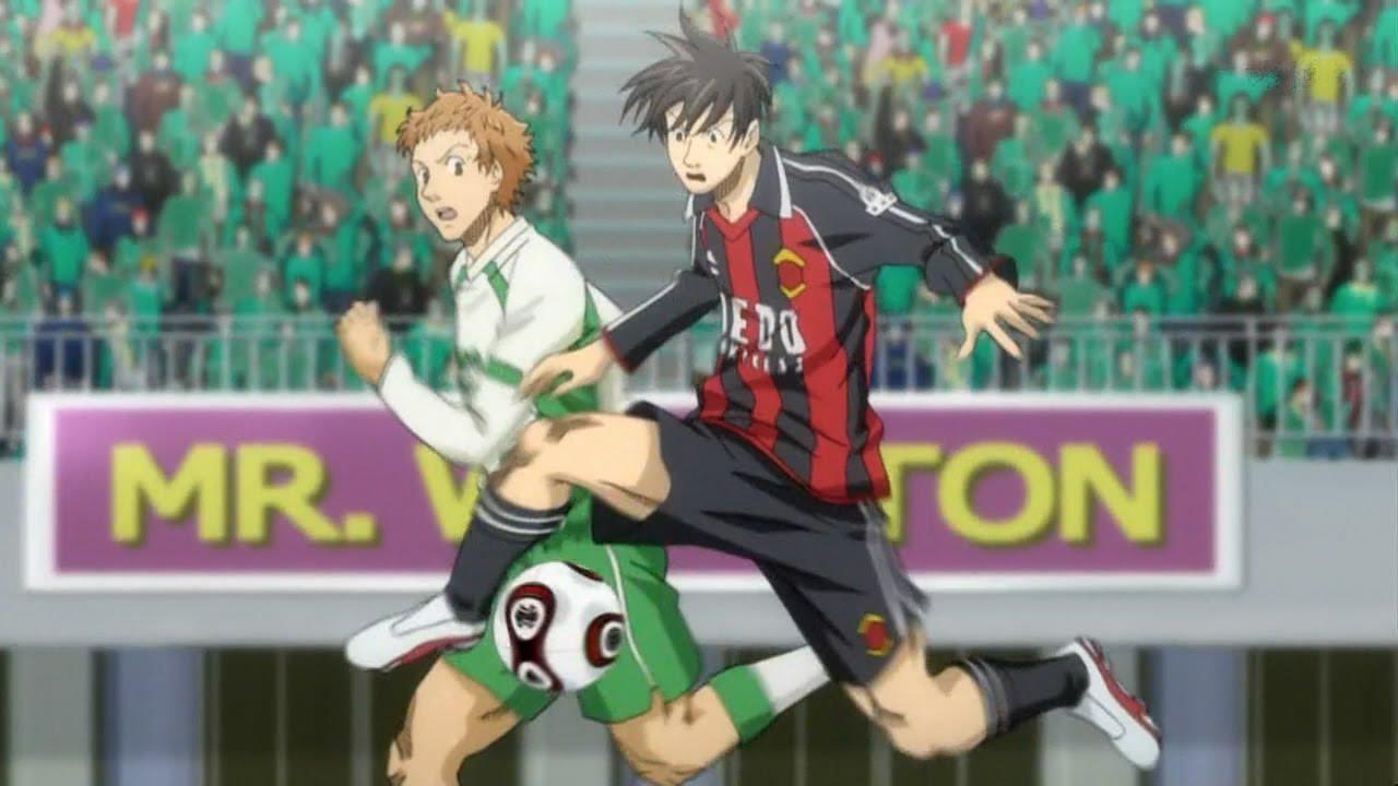 Anime Fußball Serien