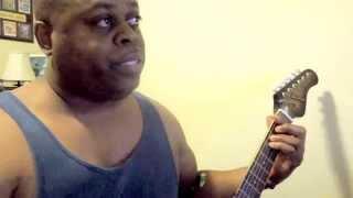 Cause I Love You -(Lenny Williams Guitar lesson)