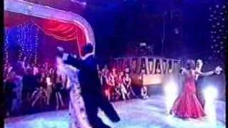 Strictly Come Dancing series 1, Group Viennese Waltz