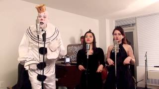 "Team - ""Sad Clown With The Golden Voice"" Lorde Cover ft. Puddl…"