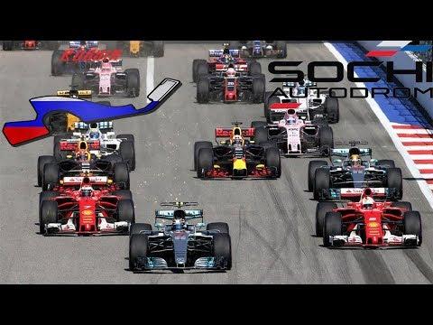 RACING ITALIA : f1 Russia