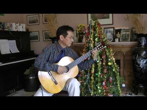 Dang Thao - Lágrima (Francisco Tárrega) - Classical Guitar