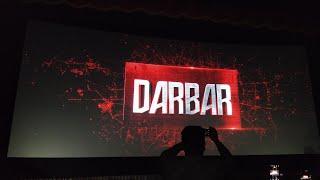 DARBAR TITLE CARD, SUPERSTAR RAJINI TITLE CARD INSANE REACTION in Kerala