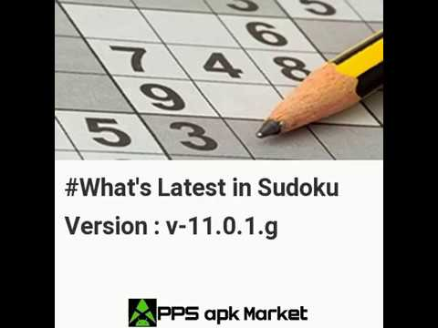 Latest Updates In Sudoku Android App Version 11.0.1.g | Free Download | News