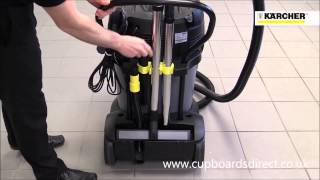 Karcher Nt 70/1 Wet And Dry Vacuum Cleaner