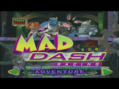 Mad Dash Racing Campaign