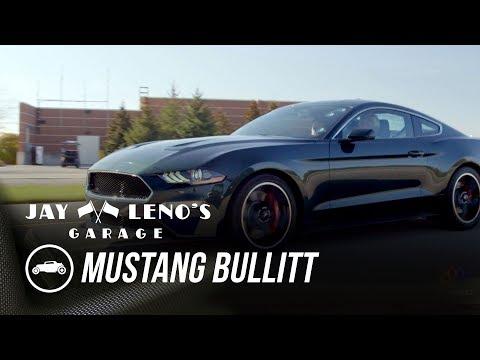 1968 and 2019 Mustang Bullitt - Jay Leno's Garage