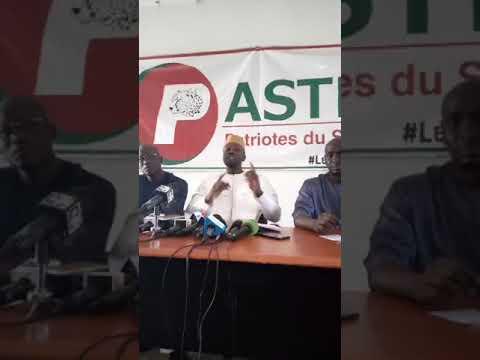 Ousmane Sonko persiste et signe sur l'affaire des 94 milliards revivez
