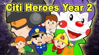 Citi Heroes Year 2