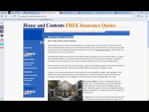 apply-home-and-contents-insurance---get-free-quotes