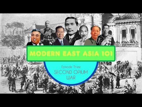 Second Opium War: Modern East Asia #3