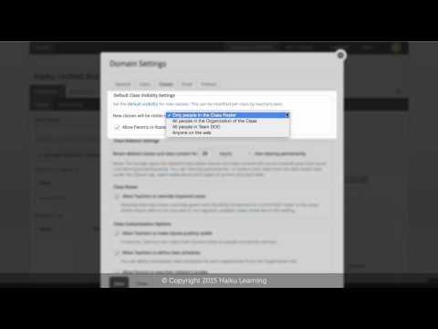 Domain Administrators: Explore the Domain Control Settings