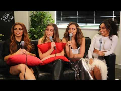 Little Mix hang with Ash