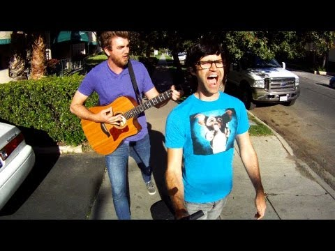 5 Word Song - Rhett & Link