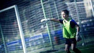 «Академия футбола». Урок №9: финт «Ривелино»