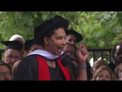 2018 Pomona College Commencement - Commencement Speaker: Danielle Allen