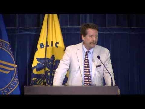 Robert Califf, MD, presents at the HHS Public Meeting (August 28 ...