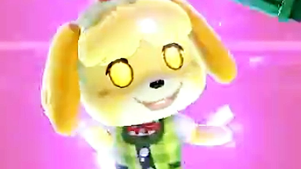 Super Smash Bros Ultimate Isabelle Final Smash & Trailer | Smash Bros Switch New Character All HD