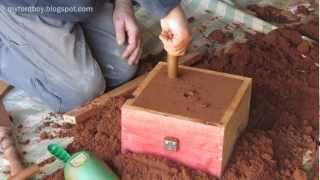 Metal Casting at Home Part 33  Sodium Silicate & C02 Core Water Tank