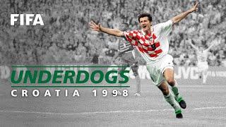 Croatia's Dream Debut   France 1998   FIFA World Cup