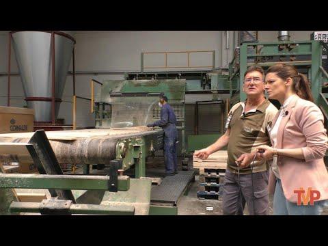 La Picos de Urbión, y el proceso de fabricación de un pallet