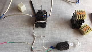 автоматика для компрессора своими руками