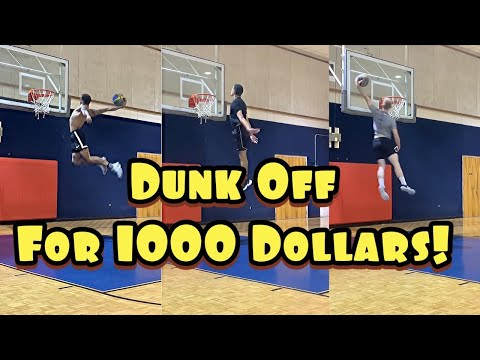 DUNK HORSE FOR