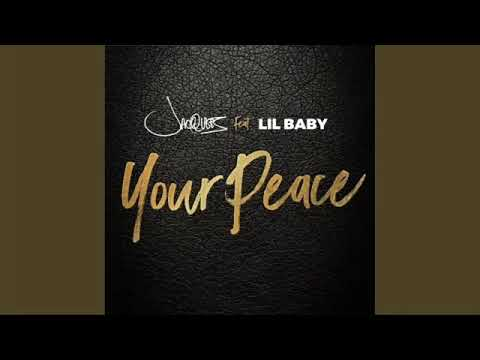 Jacquees - Your Peace (Clean)