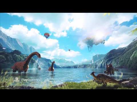Ark Park VR Trailer