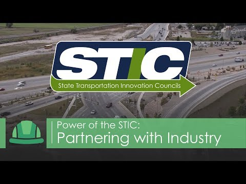 The Power of STIC: Partnering with Industry