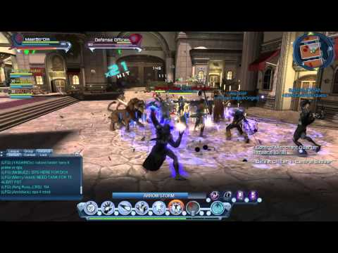 DC Universe Online - Mael5tr0m - Themyscira Divided - T6 - Part 1