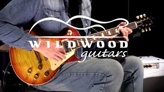 Baixar Gibson Custom Shop Wildwood Spec by Tom Murphy 1959 Les Paul Standard  •  SN: 91216