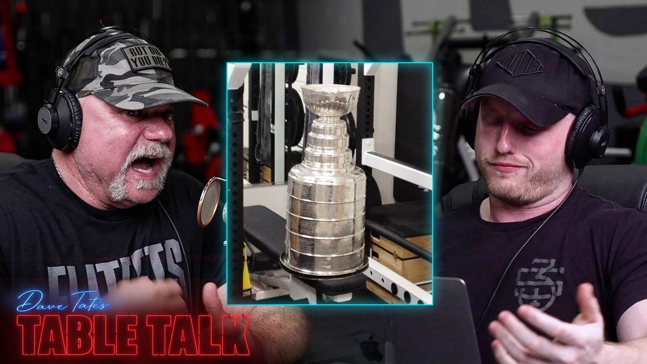 YOU'RE NOT THE BEST!   Dave Tate's Table Talk Podcast (Clip)