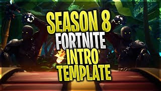 FORTNITE INTRO SEASON 8 TEMPLATE FREE TO USE | SONY VEGAS + DOWNLOAD LINK