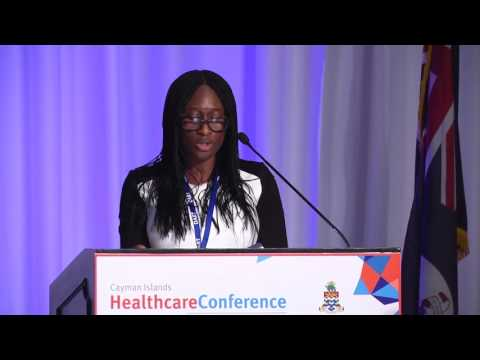 Cayman Islands Healthcare Conference FRIDAY, 21 OCTOBER 2016 Sophia Chandler-Alleyne