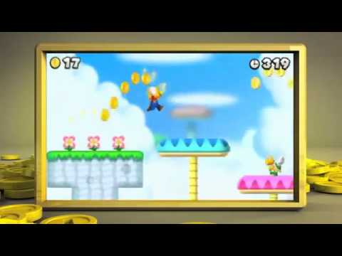 Trailer De New Super Mario Bros 2 Rom Download [3DS] Descargar ...