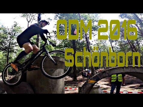 7.Lauf (ODM) Ostdeutsche Fahrrad- Trialmeisterschaft Schönborn 2016