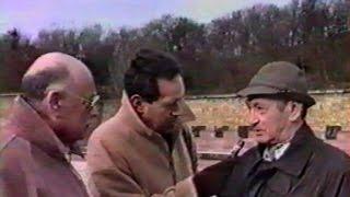 Cérémonie au Mont Valérien (Dec. 1989)