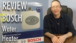 Review Bosch Tronic 7-Gallon Electric Point of Use Water Heater