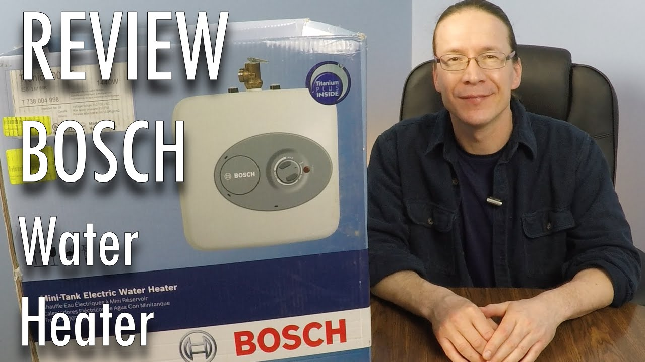 review bosch tronic 7gallon electric point of use water heater - Electric Water Heater Reviews