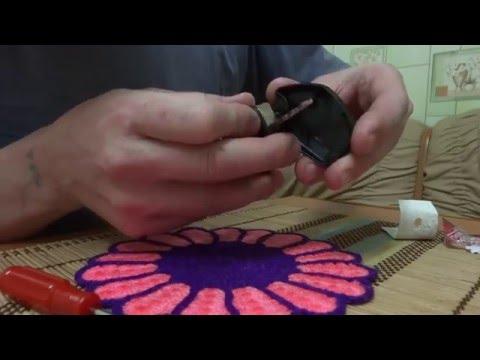 Как разобрать ключ шевроле нива