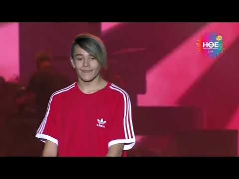 Bars and Melody Live from Athens in Greece 2018    Thousand years, Hopeful and Allergic to the sun
