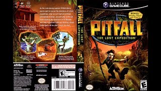 Gamecube Longplay #3: Pitfall: The Lost Expedition