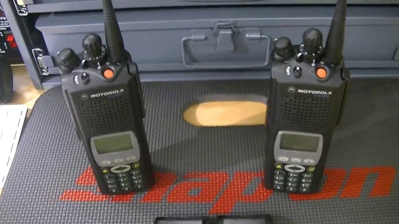 Motorola XTS5000 Model III S-Split 450-520mhz 1 with FPP, 1 with Trunking  and both Tri-Encrypted