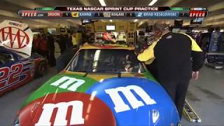 2011 NASCAR Sprint Cup Series AAA Texas 500 Practice