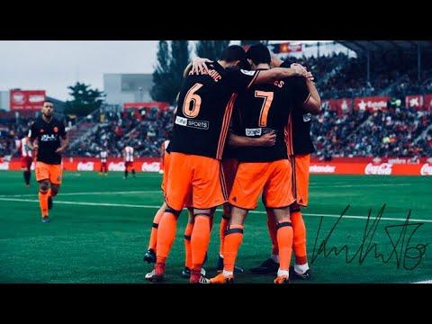 Girona Valencia (0-1) 12-05-2018